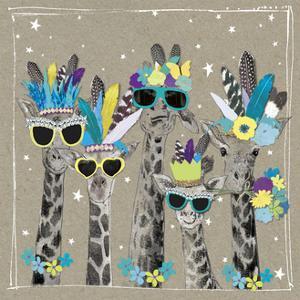 Fancy Pants Zoo IV by Hammond Gower