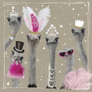 Fancy Pants Zoo V by Hammond Gower
