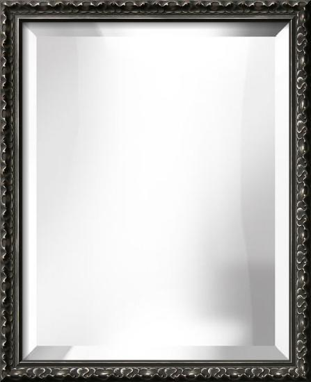 HAMPTON Black Mirror--Wall Mirror