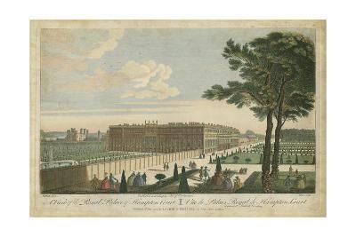 Hampton Court--Art Print