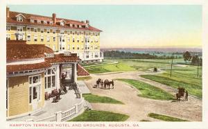 Hampton Terrace Hotel, Augusta, Georgia