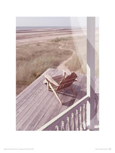 Hamptons II-Malcolm Sanders-Giclee Print