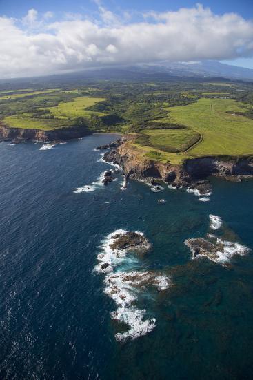 Hana Coast, Maui, Hawaii, USA-Douglas Peebles-Photographic Print