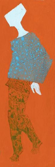 Hand Drawn Fashionable Artistic Illustration-Alina Shakhovets-Art Print