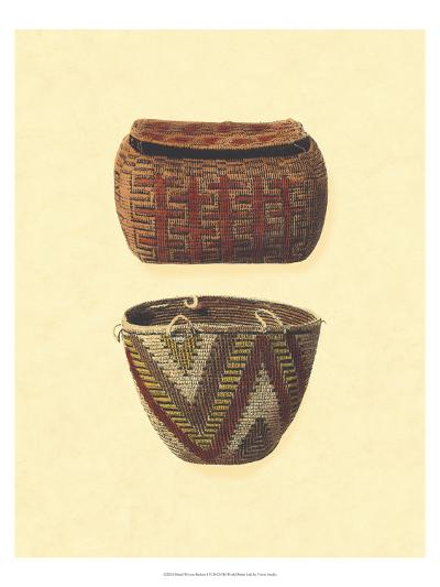 Hand Woven Baskets I-Vision Studio-Art Print