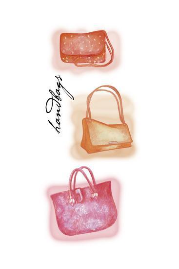 Handbags 2-Maria Trad-Premium Giclee Print
