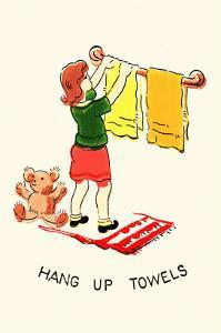 Hang Up Towels