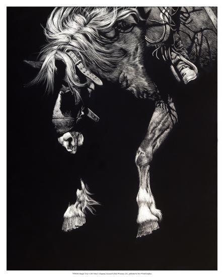 Hangin' Four-Julie Chapman-Giclee Print