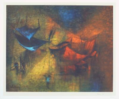 Hanging Flews-Lebadang-Collectable Print