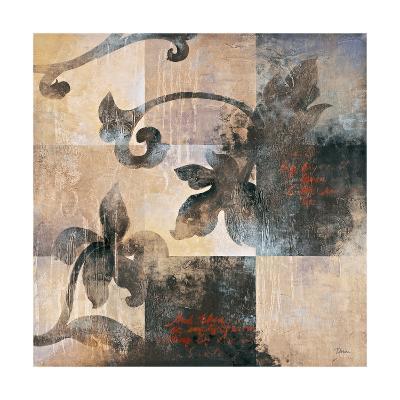 Hanging Garden II-L Darien-Art Print