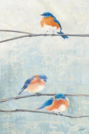 Hanging Out II-Julia Purinton-Art Print