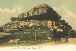 Hanging Rock, Newport, Rhode Island