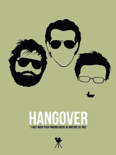Hangover-David Brodsky-Art Print