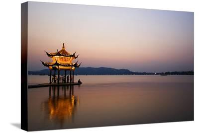 Hangzhou, China--Stretched Canvas Print