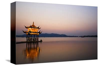 Hangzhou, China--Stretched Canvas Print