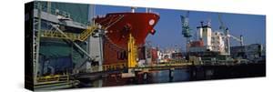 Hanjin Heavy Industries and Construction Shipyard, Busan, South Korea