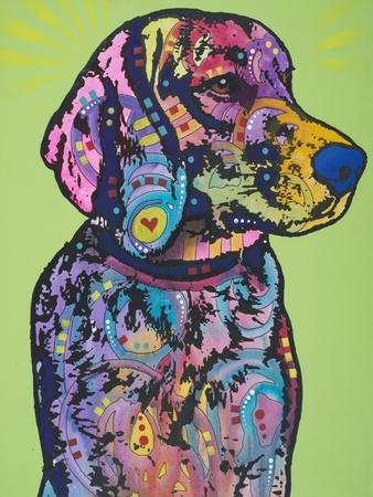 Hank B 19-Dean Russo-Giclee Print