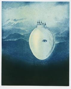 Castle Eye by Hank Laventhol