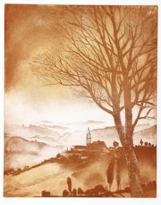 Dawn Tree by Hank Laventhol