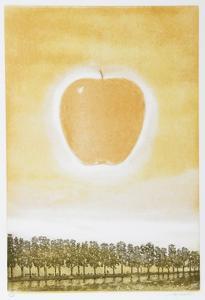 Golden Apple by Hank Laventhol