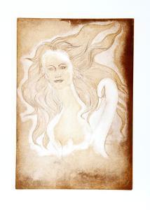 Leda and Swan by Hank Laventhol