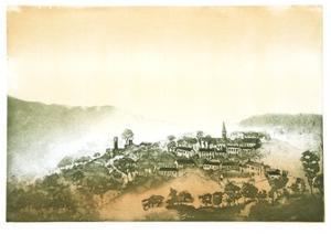 Mountain Village by Hank Laventhol