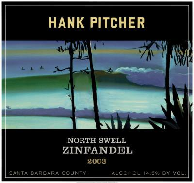 North Swell Zinfandel, 2003