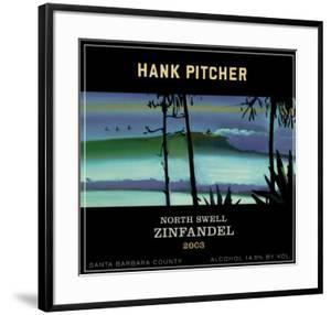 North Swell Zinfandel, 2003 by Hank Pitcher