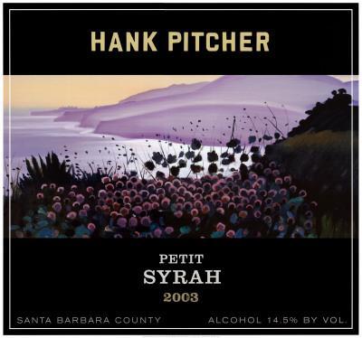 Petit Syrah, 2003