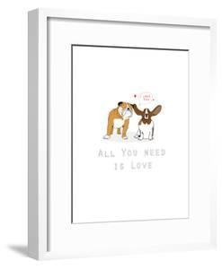 All You Need Is Love by Hanna Melin
