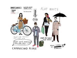London Hipsters by Hanna Melin