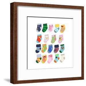 Mini Socks by Hanna Melin