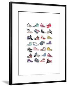 Trainers by Hanna Melin