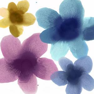 Floral Joy II by Hannah Carlson