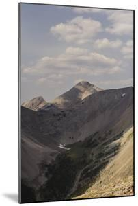 View Into Montana's Bob Marshall Wilderness by Hannah Dewey