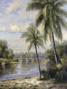 Island Tropics II by Hannah Paulsen