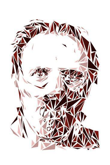 Hannibal Lecter-Cristian Mielu-Premium Giclee Print