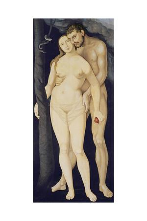 Adam and Eve, 1531