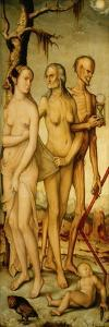 Ages of Life and Death by Hans Baldung Grien