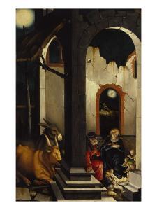 Nativity of Christ, 1520 by Hans Baldung Grien
