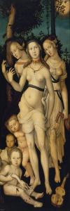 The Three Graces by Hans Baldung Grien