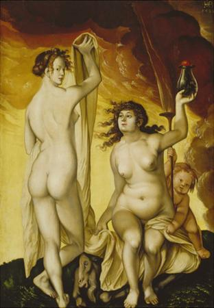 Two Witches, 1523