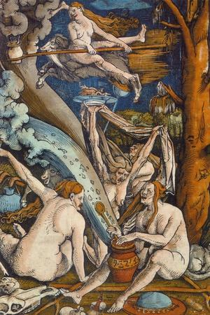Witches, 1508