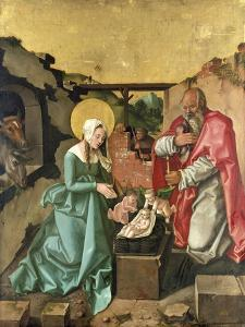 Nativity, 1510 by Hans Baldung