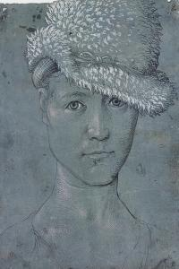 Self Portrait, C. 1502 by Hans Baldung