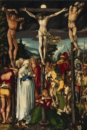 The Crucifixion of Christ, 1512