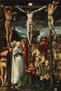 The Crucifixion of Christ, 1512 by Hans Baldung
