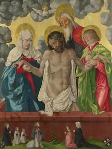 The Trinity and Mystic Pietà, 1512 by Hans Baldung