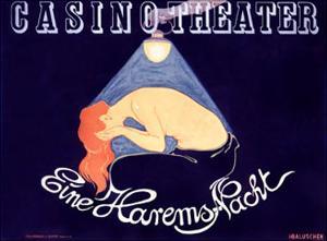 Casino Theatre by Hans Baluschek