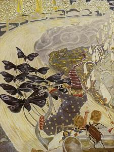 Illustration, 1928 by Hans Baluschek